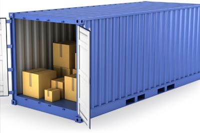 Container Ortung